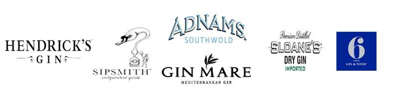 Gin Sponsors
