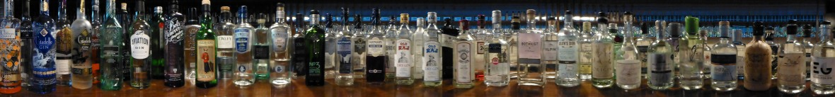 so much gin...