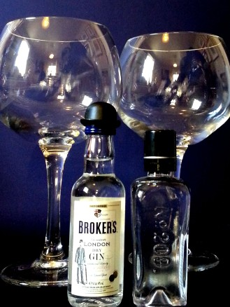 Brokers is our house pour