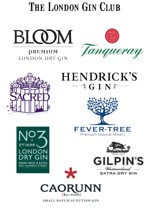 The London Gun Club Press Night Sponsors