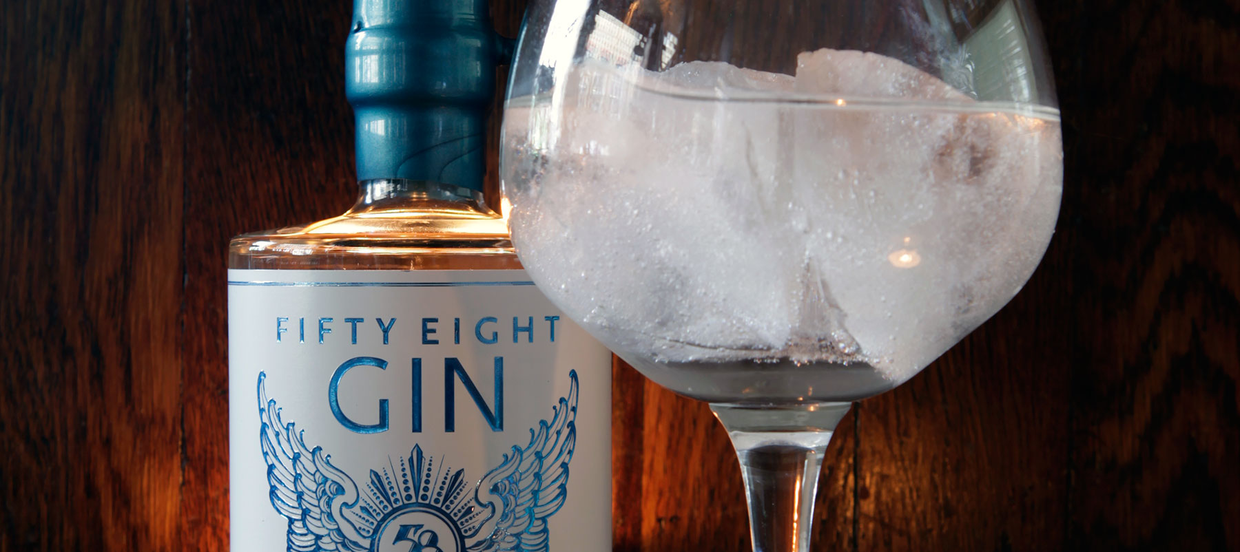 fifty-eight gin