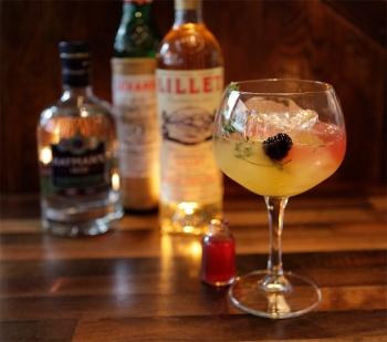2016 spring cocktails