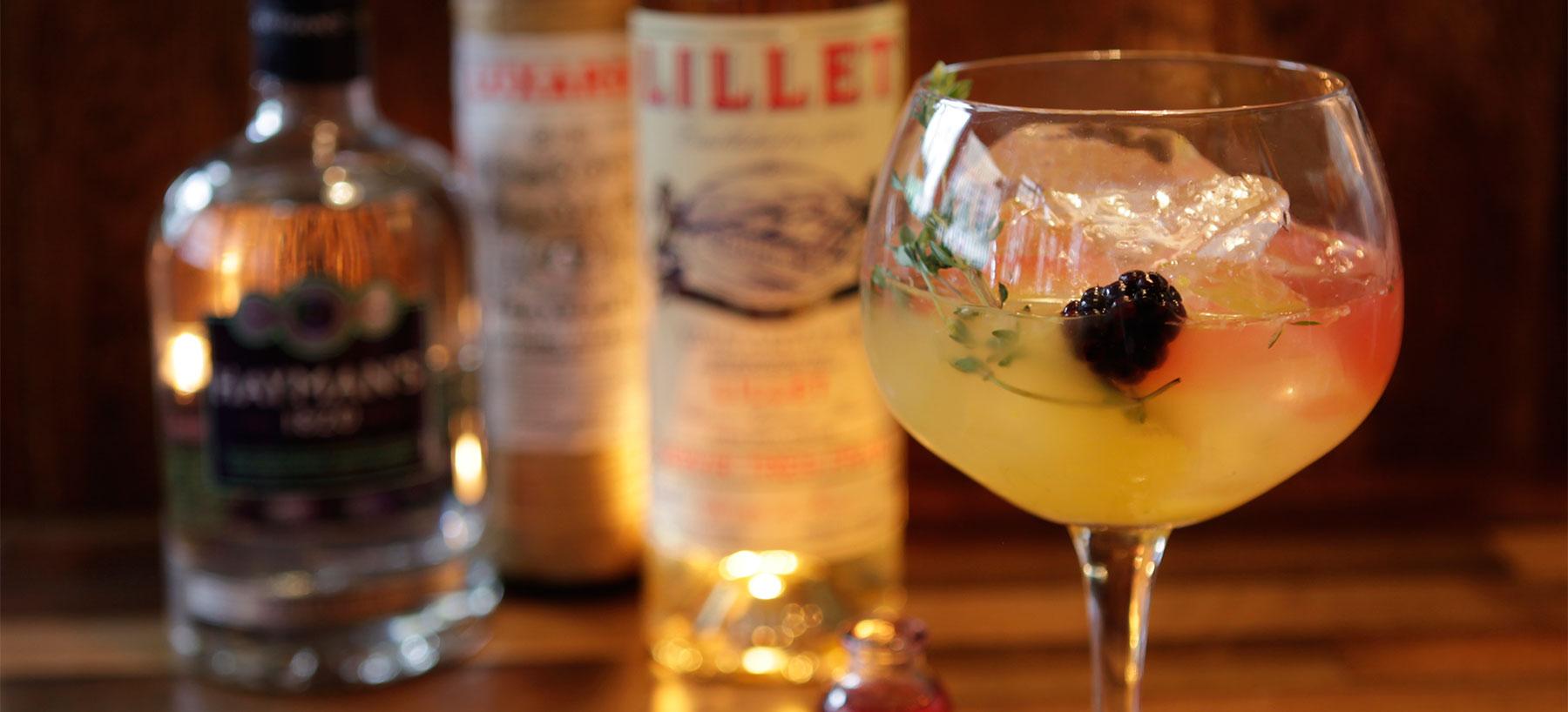 Spring Cocktails