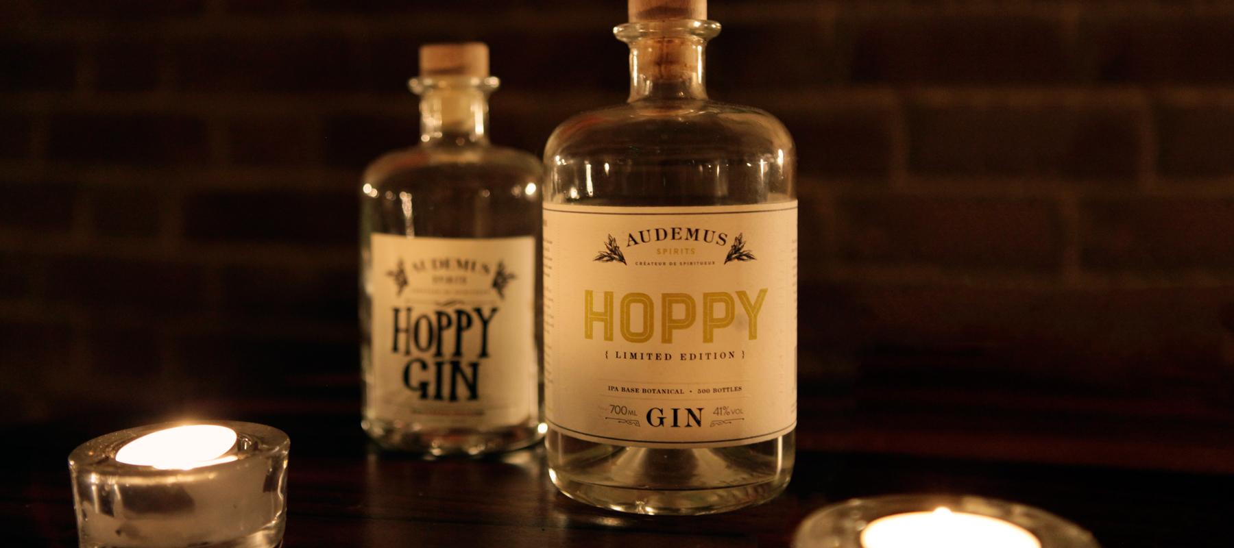 Hoppy Gin